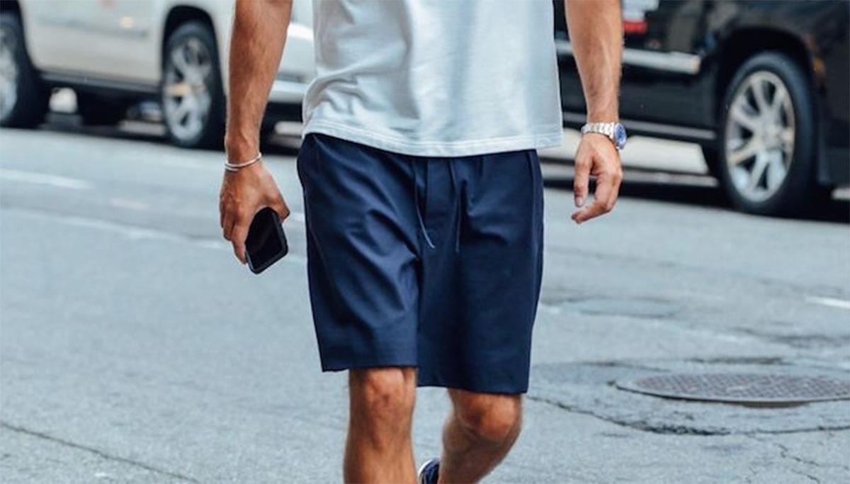 5 façons de porter votre short avec style cet été ! - Edgard L élégant a5c83be4cbaf