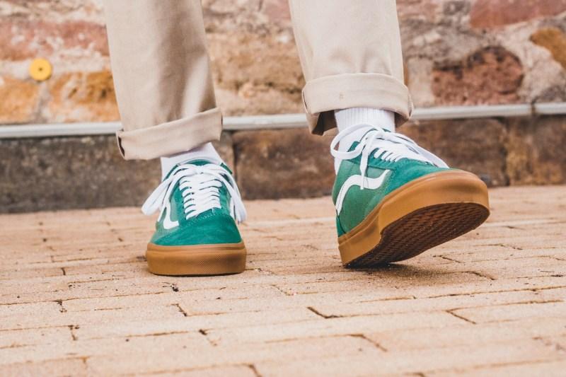 les meilleures sneakers de 2018 vans old school