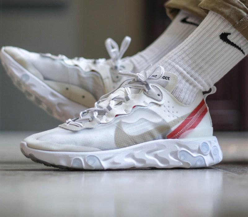 Les meilleures sneakers de 2018 nike reast element 87