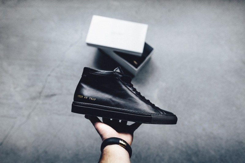 Common Projects Top 5 marques créateurs