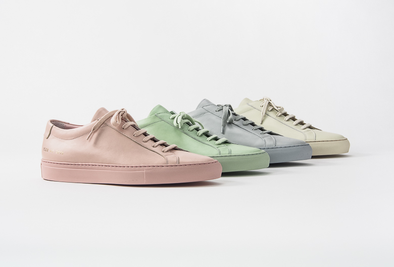 Common Projects Top 5 marques créateurs sneakers homme
