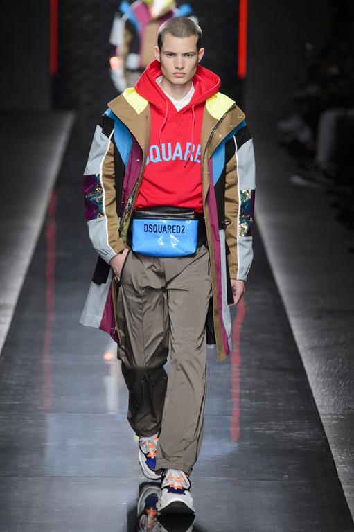 Top 5 marques créateurs du moment streetwear Dsquared2