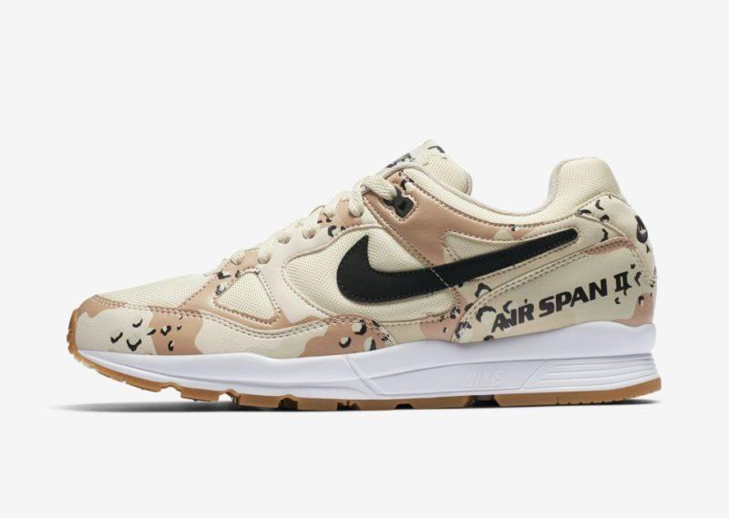 Sélection de 10 sneakers pour la rentrée pour homme nike air span