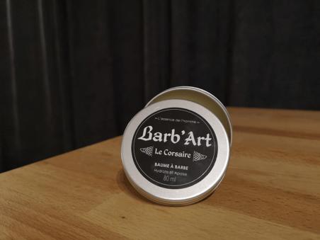 test baume à barbe homme Barb'art
