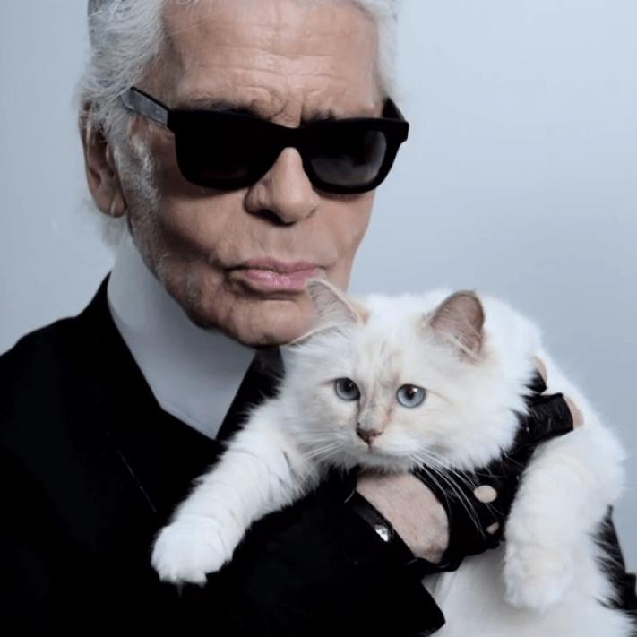 Top 10 des punchlines de Karl Lagerfeld