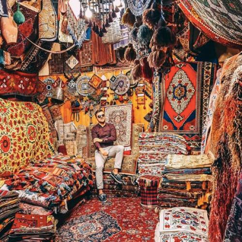 Artisanat culturel à Cappadoce
