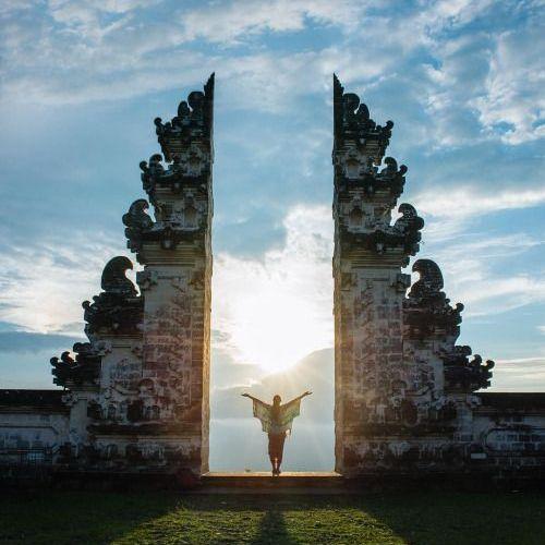 Temple de Bali top destination