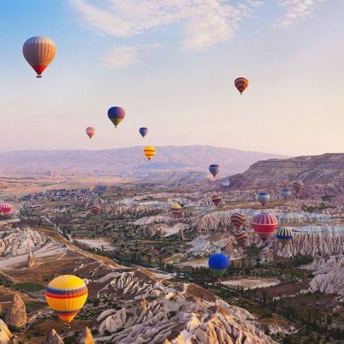 Cappadoce top 10 destinations de rêve