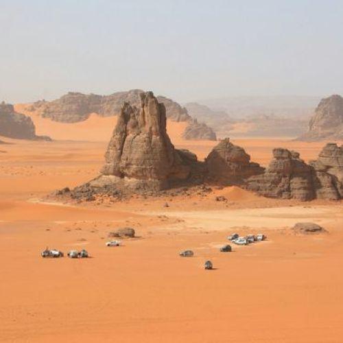 splendide désert de Djanet
