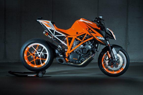 KTM 1290 Super Duke moto sportive top 10 plus belles motos du monde