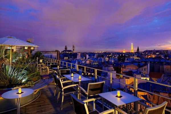 les plus beaux rooftops de Paris