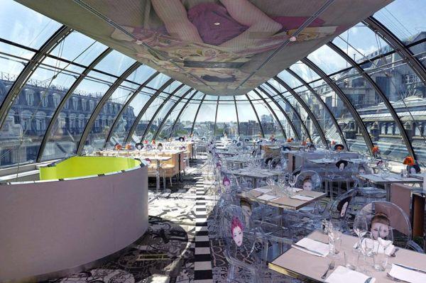 Le kong rooftop de Paris