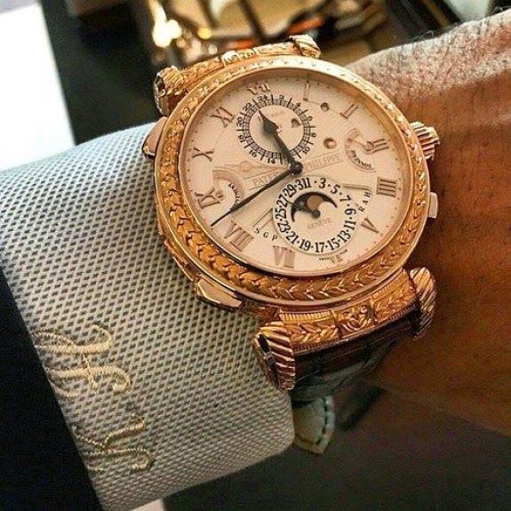 phillipe patek l'une des plus belles montres monde
