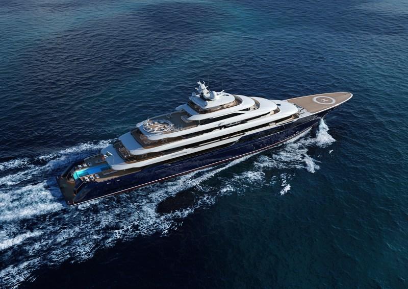plus beaux yacht de luxe du monde Colombus