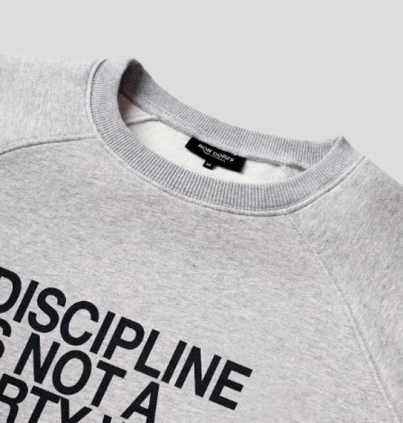 choisir son sweat-shirt coutures de qualité
