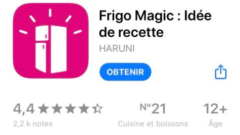 applications les plus bizarres frigo magic
