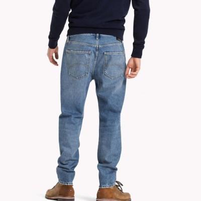 choisir la coupe de son jean tapered