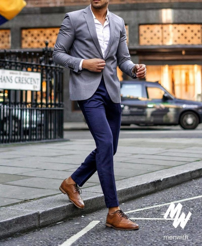 s'habiller pour un entretien look passe-partout