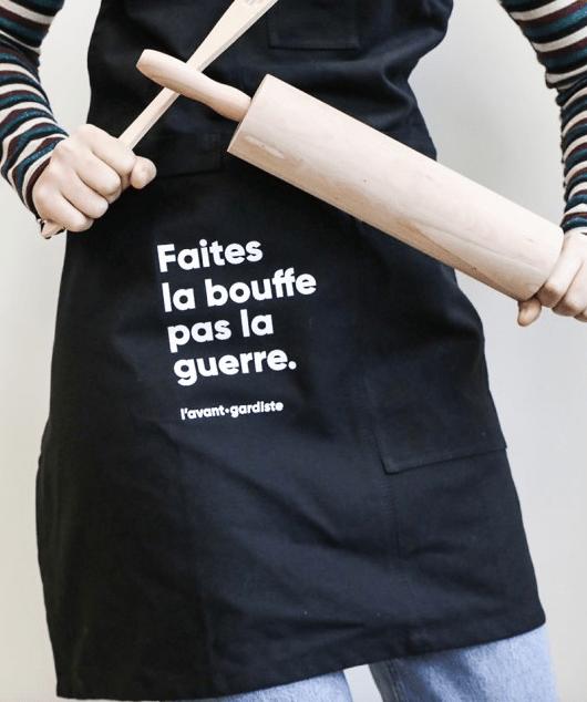 wishlist fête des pères tablier cuisine