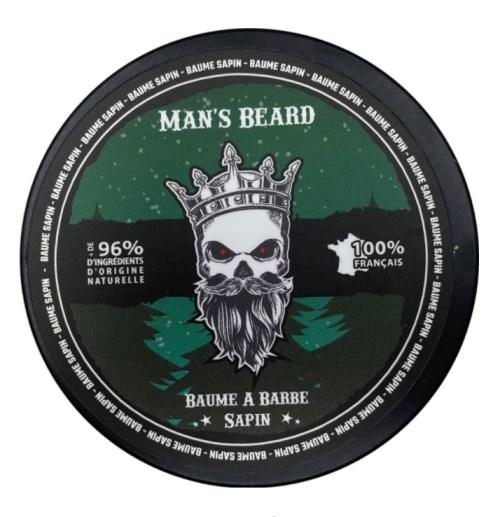 baume Man's beard soin beauté homme idée cadeau noël