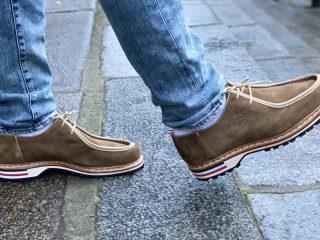 chaussure confort qualité homme maison hardrige