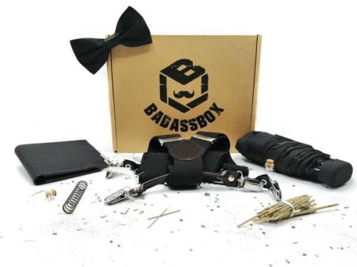 badass box box homme accessoire mensuelle