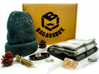 badass box box mensuelle accessoire homme