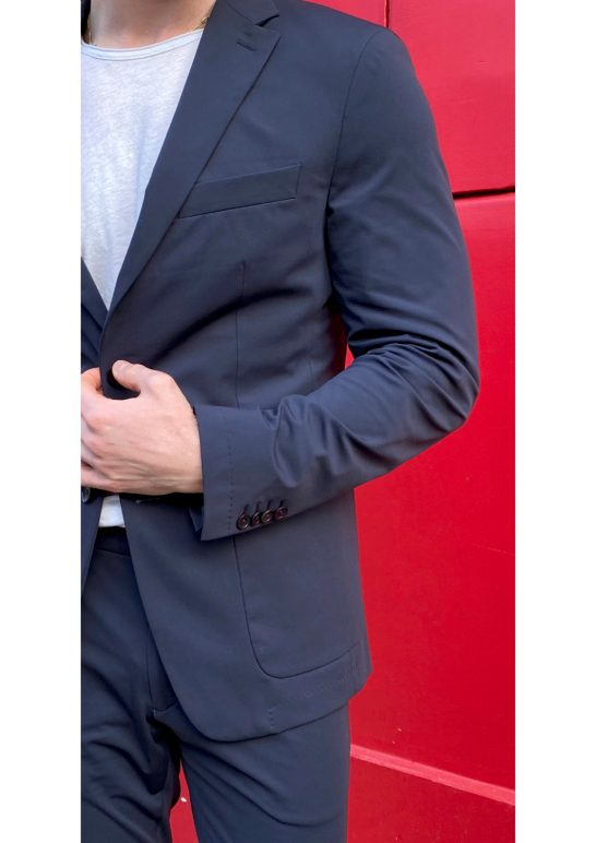 veste sur-mesure costume manufacture homme