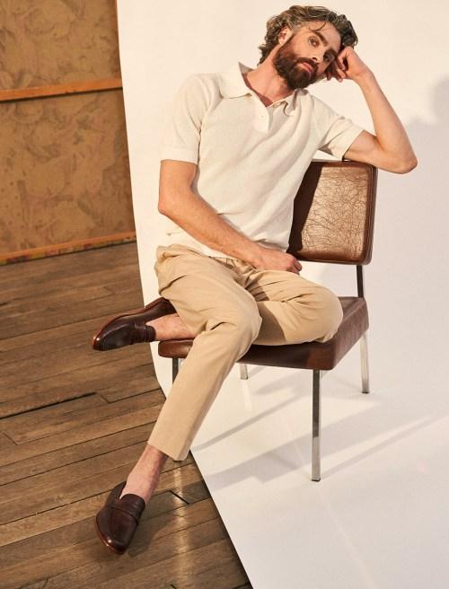 chaussure homme tendance été paire & fils blog mode