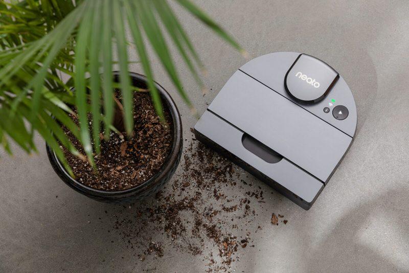 Neato Robotics robot aspirateur intelligent
