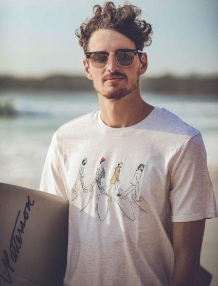 Sweats et t-shirts Ocean Park surf et humour