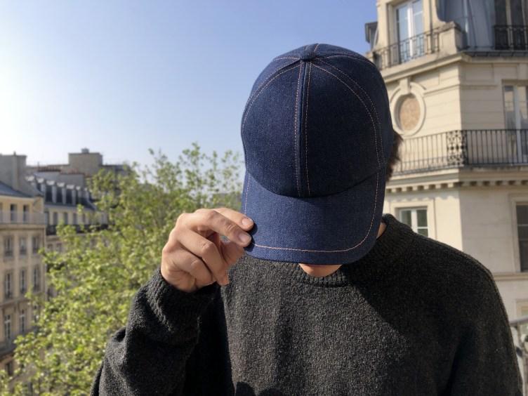 Test & Avis Le Chapoté casquette en jeans