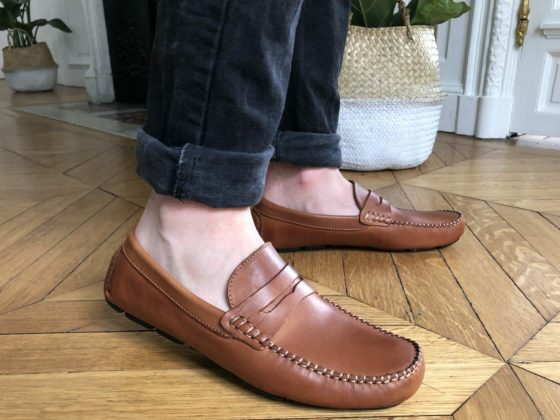 Test avis les mocassins eco-conçus de Besson Chaussures