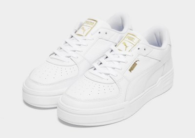 Look 40 Baskets Puma CA Pro Classic blanches