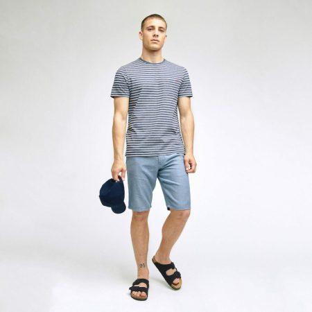 Guide pratique du t shirt - T shirts Jules coupe regular