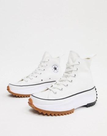 Converse Run Star Hike blanc