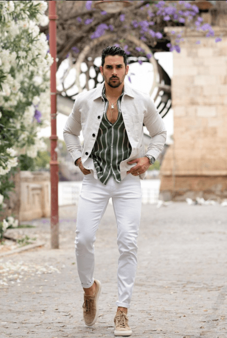 Look homme Magno Scavo