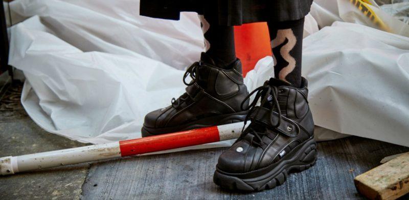 Les sneakers les plus moches jamais créées Buffalo London