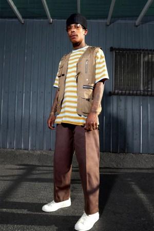Pantalon skateur Boohoo