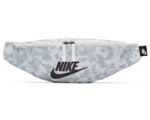 Sac banane camouflage blanc Nike