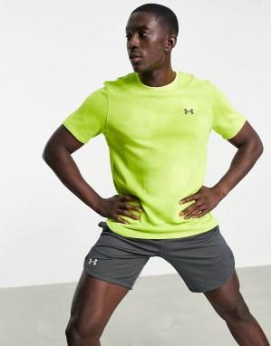 T-shirt en tissu éponge Under Armour Training Rival