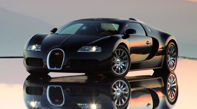Top 10 des plus belles voitures du monde Bugatti Veyron