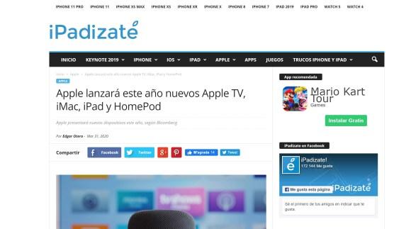 Redactor freelance en iPadízate