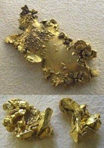 Oro puro 24 quilates