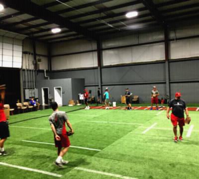 Indoor Baseball Facility - Baseball Training - Softball Training