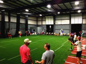 EDGE-Indoor Baseball Practice Facility