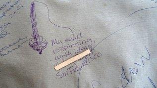 edge textile artists Scotland exhibition comments