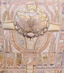 art textile by Pauline Hann