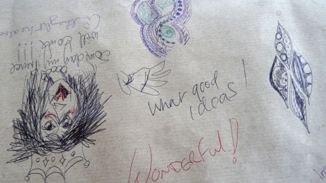 edge textile artists Scotland exhibition comments