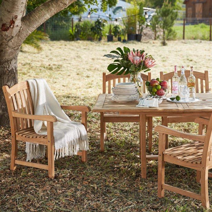 3 charming farmhouse patio ideas